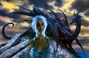 dragon dany